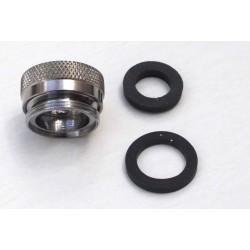 Adaptateur pour robinet 24 mm