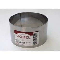Cercle inox D 8 cm Gobel