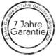 Garantie 2 + 5 ans