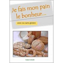 Recettes faciles pour pain blé ou  sans gluten
