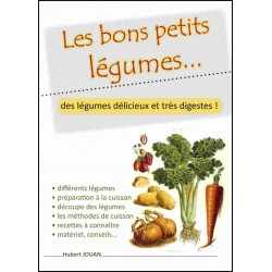 """Offert : """"Tout sur les bons petits légumes"""""""