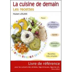 La cuisine de demain - Hubert Jouan - Port inclus
