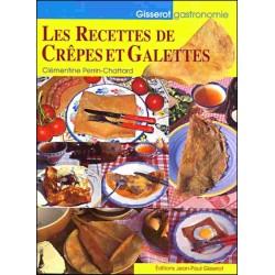 Les recettes crêpes et galettes