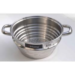 Cuit-vapeur 3 diamètres