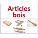 Articles bois
