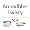 "Amovibles ""Twisty"""