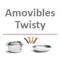 "Amovibles ""Twisty"""