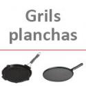 Grils  Planchas